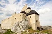 Bobolice castle. — Stock Photo
