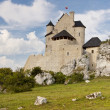 Old castle - Bobolice, Poland. — Stock Photo