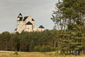 Bobolice Castle, Poland - Silesia Region. — Stock Photo