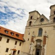 Tyniec - Benedictine monastery. — Stock Photo