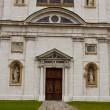 Front of church in Camedule Monastery - Bielany Cracow. — ストック写真