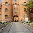 Entry to fortification in Frombork. — Stock Photo