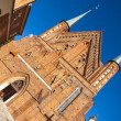 Stock Photo: Front of Cathedral in Frombork.