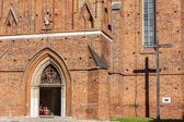 Frombork - Cathedral. — Stock Photo