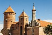 Old castle - Reszel — Stock Photo