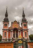 Holy Lipka Church - Poland. — Stock Photo