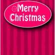 Merry christmas text — Stock Vector #15387303