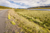 Route to westfjords - Iceland. — Foto de Stock