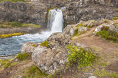 Rapid river - Westfjords, Iceland. — Stock Photo