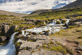 Clean water in river - Iceland. — Stock Photo