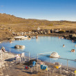 Stock Photo: Jardbodin Lagoon - Iceland.