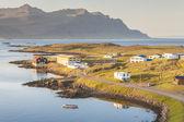 Fishing village Djupivogur - Iceland. — Stock Photo
