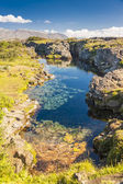 Pingvellir, Iceland — Stock Photo