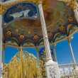 Part of holy place - Pochaiv, Ukraine. — Stock Photo