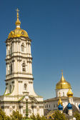 Tower of Pochaiv monastery - Ukraine. — Stock Photo