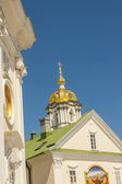 Monastery in Pochaiv - Ukraine. — Stock Photo