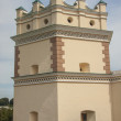 Defence tower of Ostroh Monastery - Ukraine. — 图库照片 #21339135