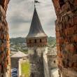starý hrad v Evropě kamianets podilskyi, Ukrajina, — Stock fotografie