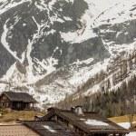 Small village in Switzerland. — Stock Photo