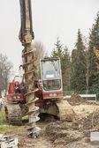 Drilling machine. — Stock Photo