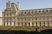 Louvre Paris - France — Stock Photo