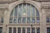巴黎北站-巴黎 — 图库照片