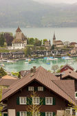 Spiez - Switzerland. — Stockfoto