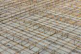 Foundations of a building — Stock fotografie