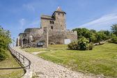 Castillo medieval - bedzin, Polonia, Europa. — Foto de Stock