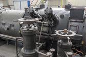 Steam turbine — Stock Photo