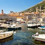 Dubrovnik UNESCO town. — Stock Photo #8867737