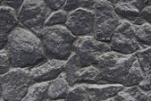 Dark background of large stones — Foto Stock