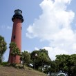 Jupiter Inlet Lighthouse — Stock Photo