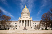 Capital Building in Charleston West Virginia — Stock Photo