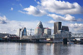 Louisville, Kentucky — Stockfoto
