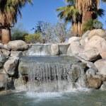 Oasis in the desert — Stock Photo #21765751