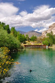 Pond in Whitewater Canyon — Stock Photo