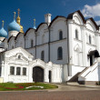 Annunciation Cathedral in KazKremlin , Russia — Foto de stock #13632747