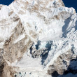 View from Everest base camp — Stock Photo