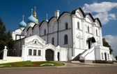 Annunciation Cathedral in Kazan Kremlin , Russia — Stock Photo