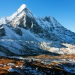 Stock Photo: AmDablam - trek to Everest base camp - Nepal