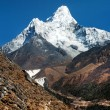 Ama Dablam - way to Everest base camp - Nepal — Stock Photo