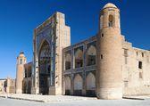 Abdul Aziz Khan Medressa - Bukhara - Uzbekistan — Stock Photo