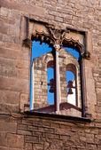 Барселона, каталанский, Каталония, Испания, весной, архитектура, вид, интересная деталь — Стоковое фото