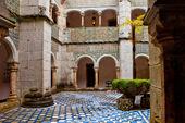 Portugal, Pena Palace, Sintra, royal residence of Prince Ferdinand — Stock Photo