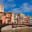 Girona, Spain, South, Europe, Architecture, Travel — Stock Photo #40752615