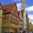 Rothenburg ob der Tauber — Stock Photo #13692392