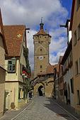 Rothenburg ob der Tauber — Zdjęcie stockowe
