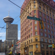 Gastown in Vancouver - Stock Photo