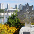 False creek, Vancouver, BC — Stock Photo #26628069